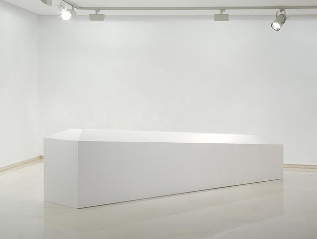 , 'Peana para tres banderas,' 2016, Rosa.Santos