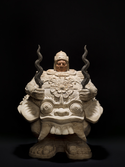 , 'Balinese Guardian,' 2017, Massey Klein Gallery