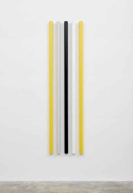 , 'Flow Rails,' 2017, Casey Kaplan