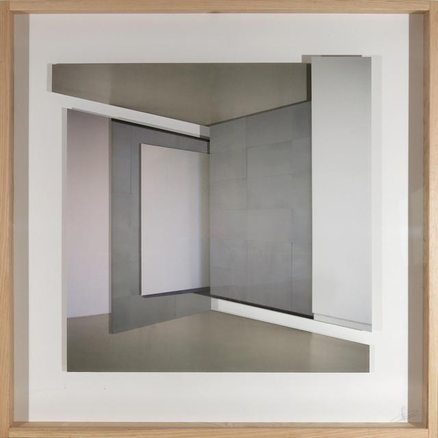 Patrik Grijalvo, 'Series 'Gravitación Visual', Cité de l'architecture, Paris', ca. 2019, Victor Lope Arte Contemporaneo