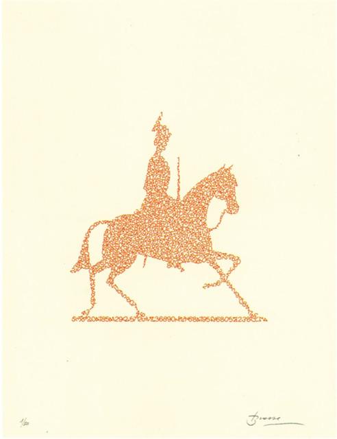 , 'Poema visual 4,' 1989, Polígrafa Obra Gráfica