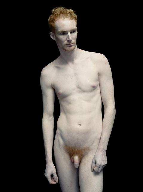 , 'Michael standing,' 2010, Blindspot Gallery