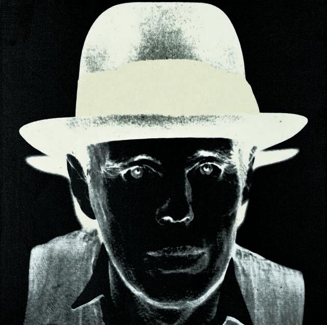 Andy Warhol, 'Joseph Beuys ,' 1980, Fondation Beyeler