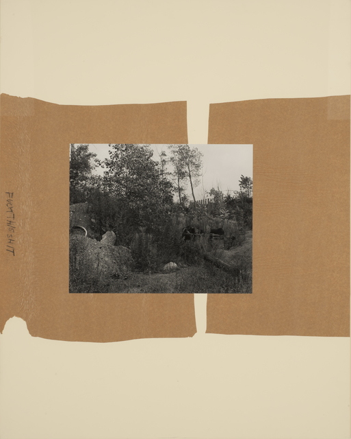 , 'Fuckthisshit,' 1989, Casemore Kirkeby