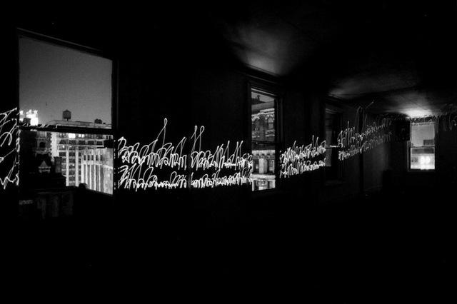 , 'Laserlight ; New York City,' 1978, °CLAIRbyKahn Galerie