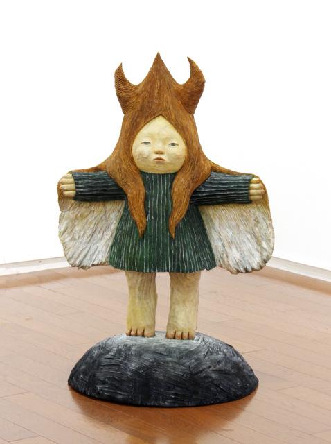 , 'Spread wings,' 2015, Gallery Tsubaki