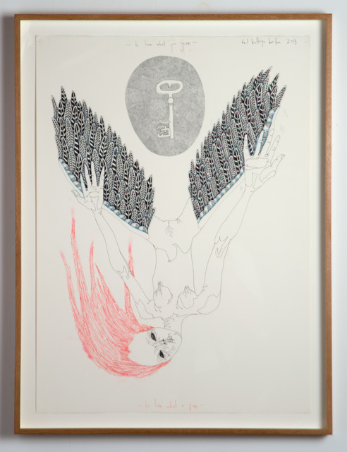Del Kathryn Barton, 'to love what you give', 2013, Roslyn Oxley9 Gallery