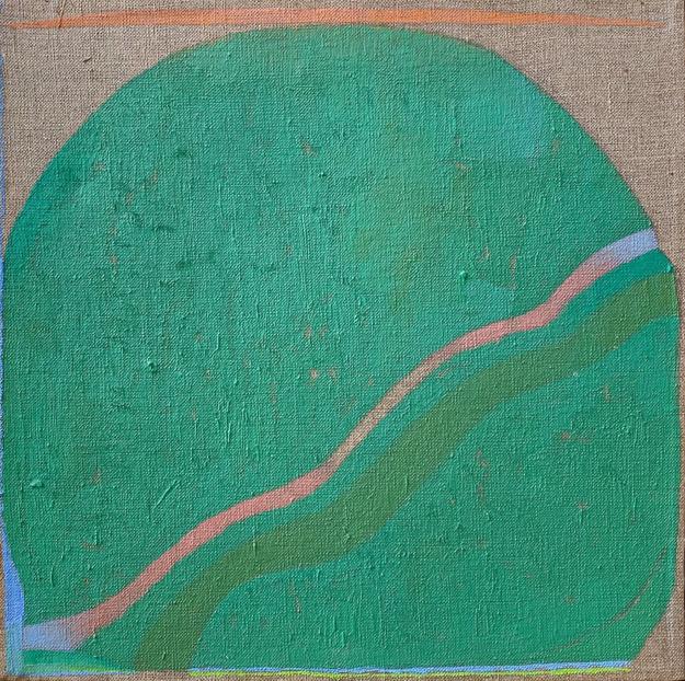 Stanley Boxer, 'Adolfgreen', 1972, Galerie d'Orsay
