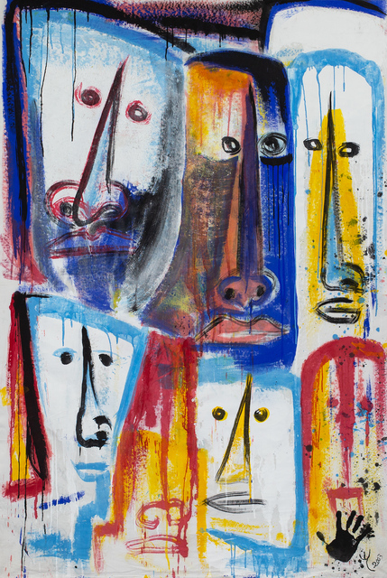 , 'Bettgeflüster 1,' 2003, ARTCO Gallery
