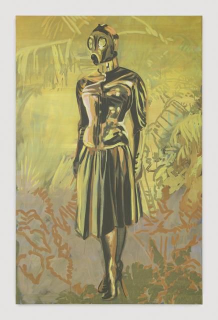 , 'The Yellow Sentinels,' 2018, Night Gallery