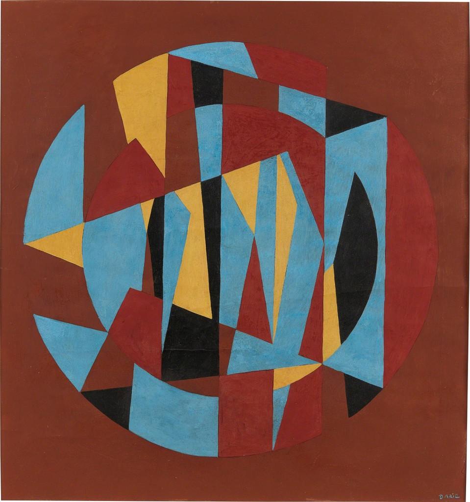 Artsy Artwork Sergio De Camargo Germinal 1