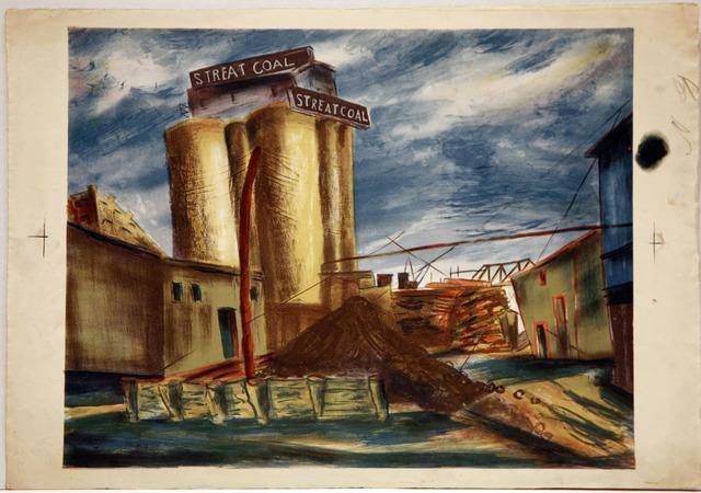 , 'Streat Coal-Coal Yard,' , David Richard Gallery