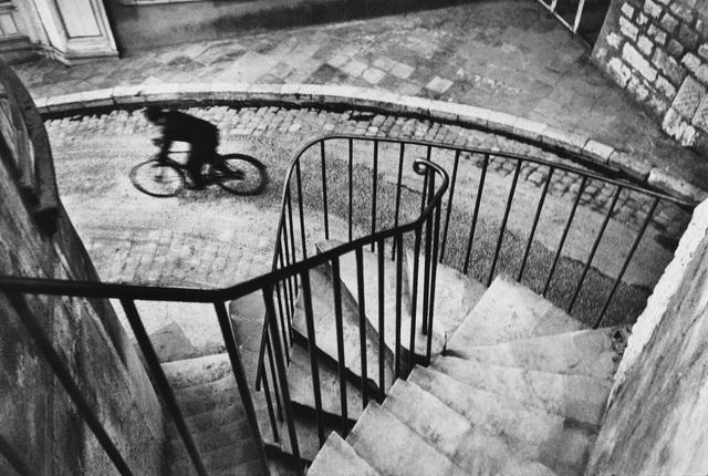 Henri Cartier-Bresson, 'Hyères, France', Swann Auction Galleries