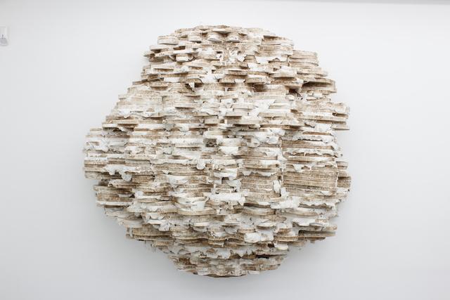 , 'Stratifikation,' 2016, Galerie Heike Strelow