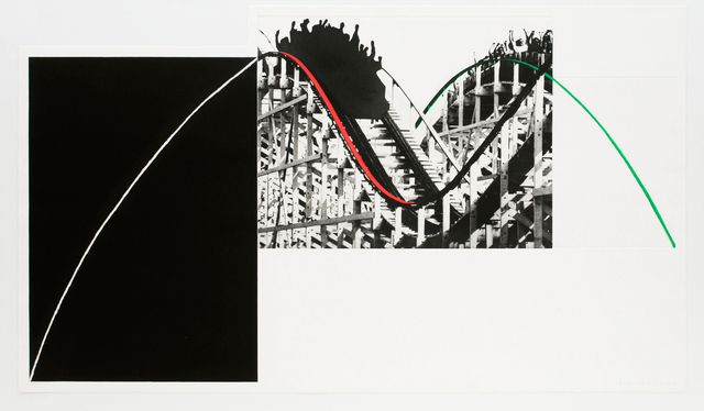 , 'Rollercoaster,' 1989, Brooke Alexander, Inc.