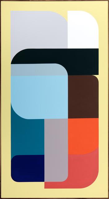 , 'Horizon,' 2018, Barnard