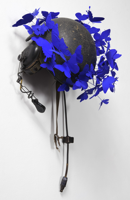 , 'Wreath,' 2010, Morgan Lehman Gallery