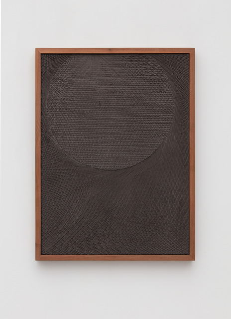 , 'Untitled (Etched Plaster),' 2016, Jason Haam