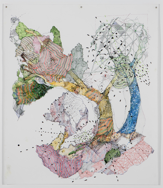 , 'Untitled III (Live Oak),' 2015, Erin Cluley Gallery
