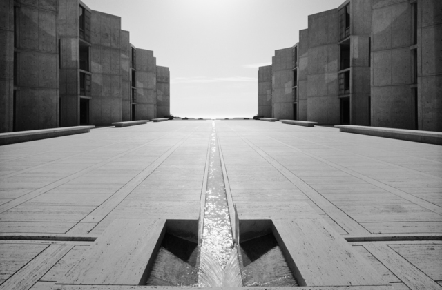 , 'Salk Institute of Biological Research, Louis Kahn, La Jolla, CA,' 1977, Yossi Milo Gallery