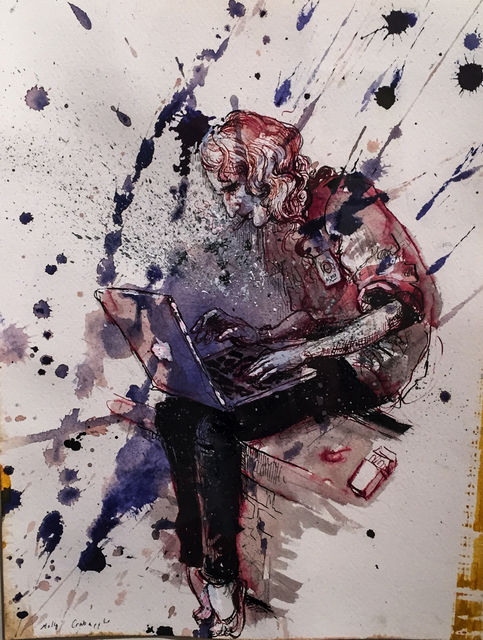 , 'Portrait of Alexa O'Brien,' 2014, Postmasters Gallery