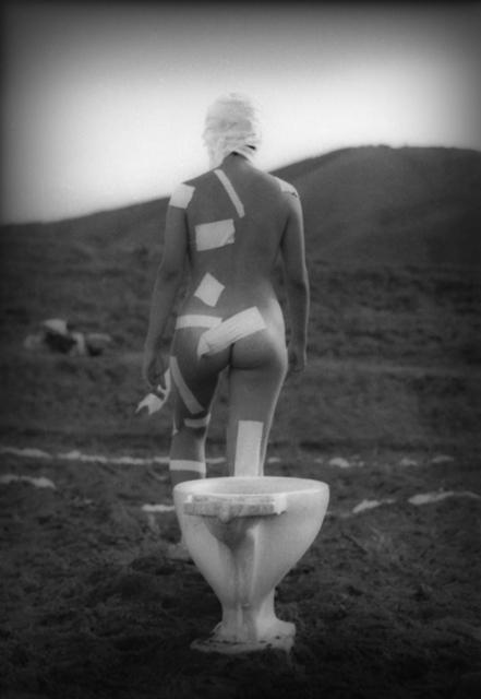 , 'Anónimo 3,' 1982, Instituto de Visión