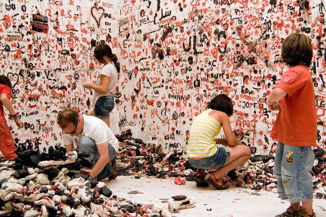 Norma Jeane, '#Jan25 (#Sidibouzid, #Feb12, #Feb14, #Feb17...),' 2011, Liverpool Biennial