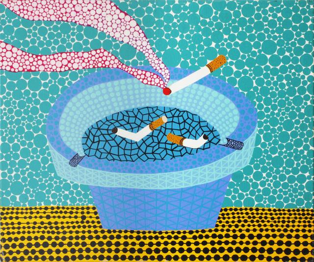 , 'Ashtray,' 1989, SAKURADO FINE ARTS