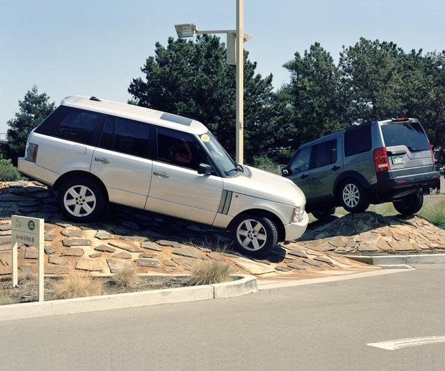 , 'Untitled (Cars),' 2009, Ratio 3