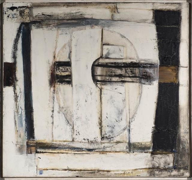 , 'Pierced Vertical,' 1963-1964, Osborne Samuel