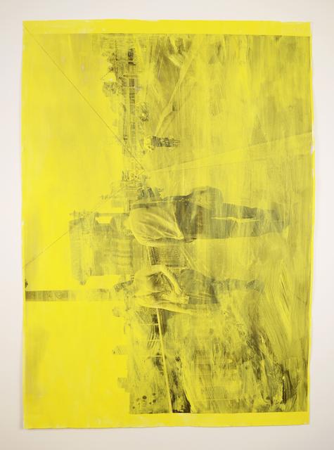 , 'Impermanences / Light Yellow / London Waterloo Bridge, Illusion + Real,' 2015, Minus Space