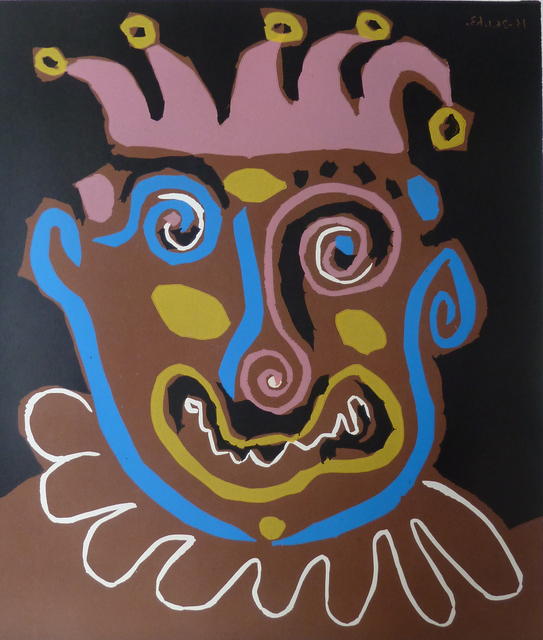 , 'The Old King,' 1963, Gilden's Art Gallery