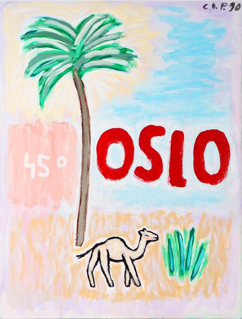 C.O. Paeffgen, 'OSLO', 1990-2019, Ruttkowski;68