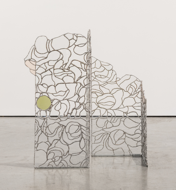 , 'Blush Lattice ,' 2018, PARISIAN LAUNDRY