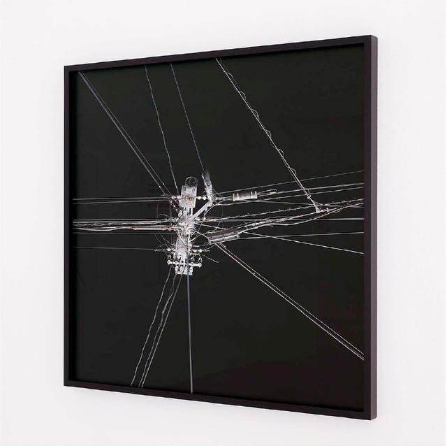 Andreas Gefeller, 'Poles 45', 2010, Atlas Gallery