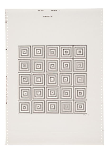 , 'Untitled (15),' 1977, The Mayor Gallery