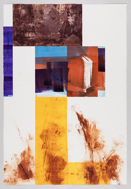 , 'Texture II,' 2016, Paul Stolper Gallery