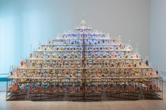 Nasirun, 'Between Worlds', 2013, Singapore Art Museum (SAM)