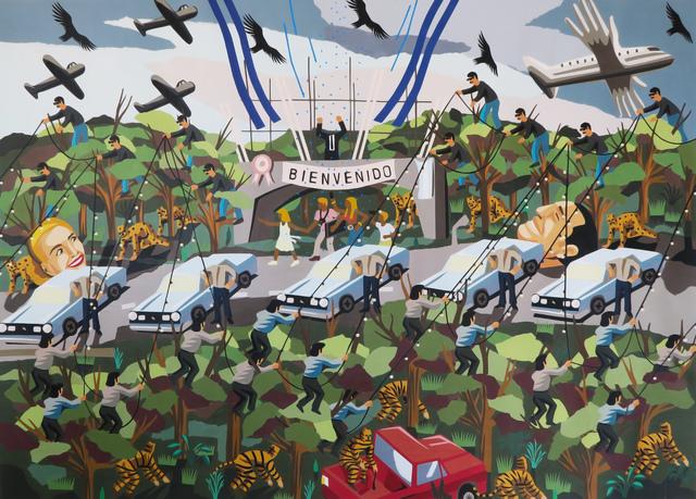 , 'Bienvenido,' , BC Gallery