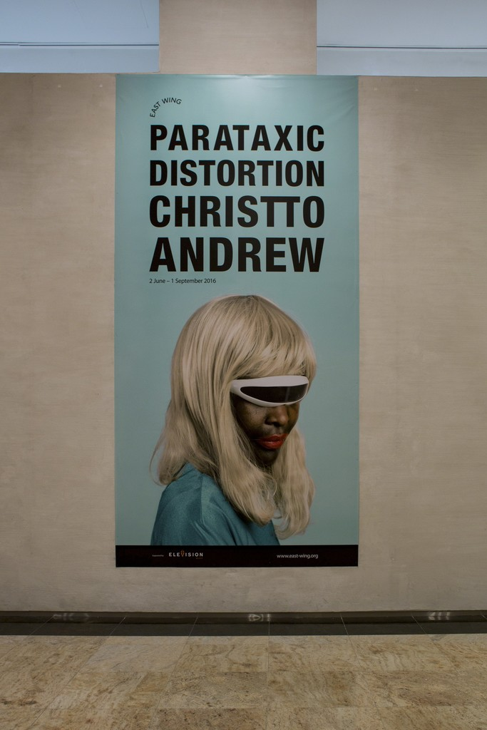 PARATAXIC DISTORTION