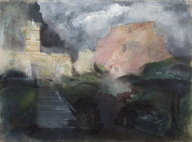 , 'Rome,' 1982, Flowers
