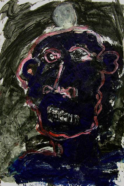John Scott, 'Untitled-Head', ca. 1994, Canadian Art Group