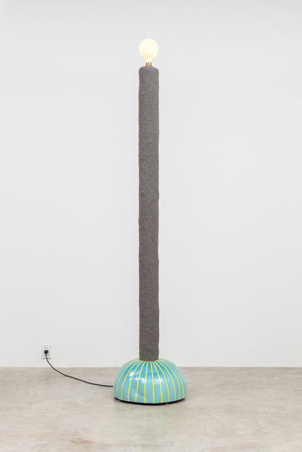 , 'Loma Lamp,' 2018, Friedman Benda