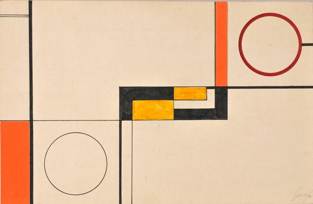 , 'Untitled,' 1956, Galería de las Misiones