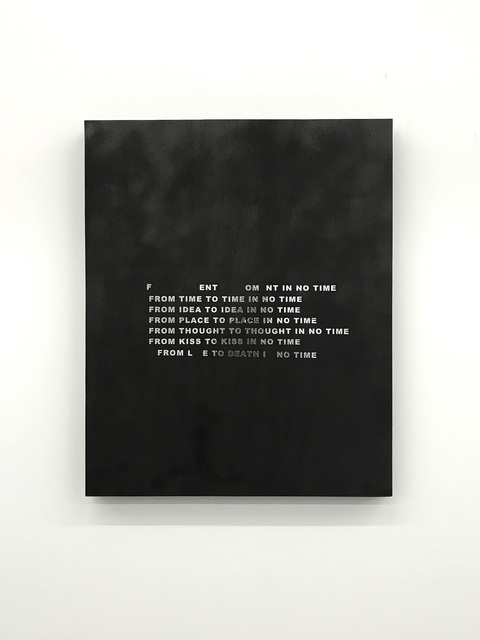 , 'Time Painting,' 2017, Parra & Romero
