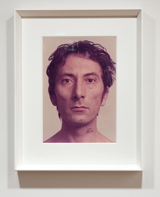 , 'Lato Destro,' 1970, Galleria Fumagalli