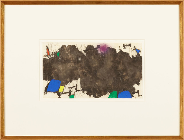 Joan Miró, 'Untitled', 1971, Galería Daniel Cardani