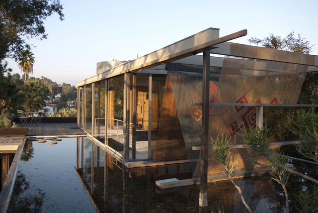 , 'Fort Da / Sampler at the Neutra-VDL House in Los Angeles,' , Chicago Architecture Biennial