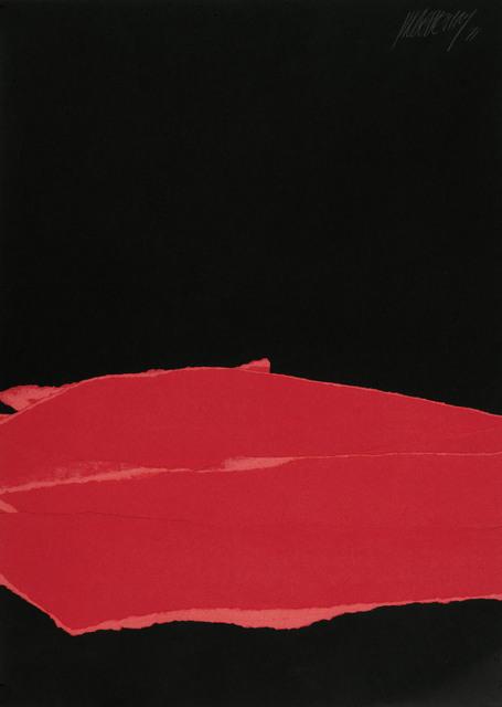 , 'Montanara,' 1971, Galerie Kovacek