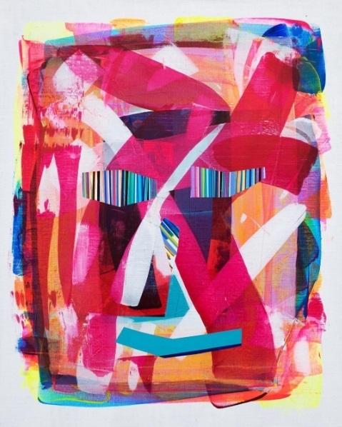 , 'G'Day,' 2017, Winsor Gallery